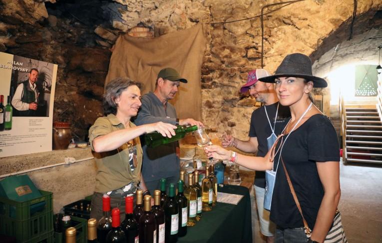 Dnes otvárajú vinári svoje pivnice